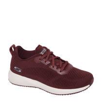 Skechers sneakers bordeaxrood (dames)