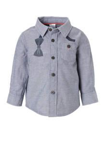 Baby Club overhemd met stippenprint