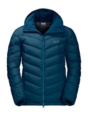 Fairmont lichtgewicht outdoor donsjas blauw
