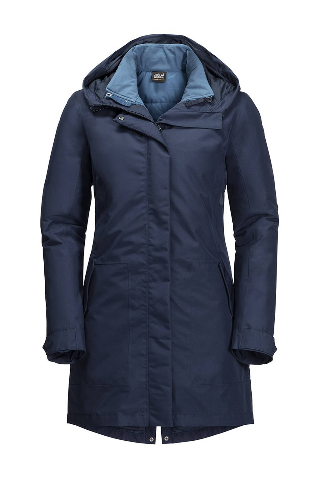 premium selection 9c702 35a33 3-in-1 outdoor parka Monterey Bay blauw