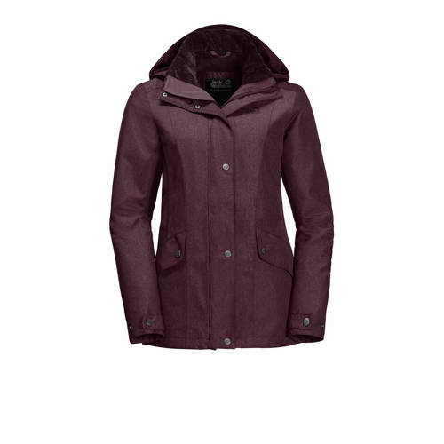 Jack Wolfskin outdoor jack Park Avenue bordeaux