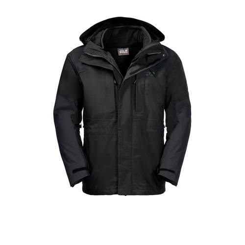 Jack Wolfskin functioneel 3-in-1-jack THORVALD