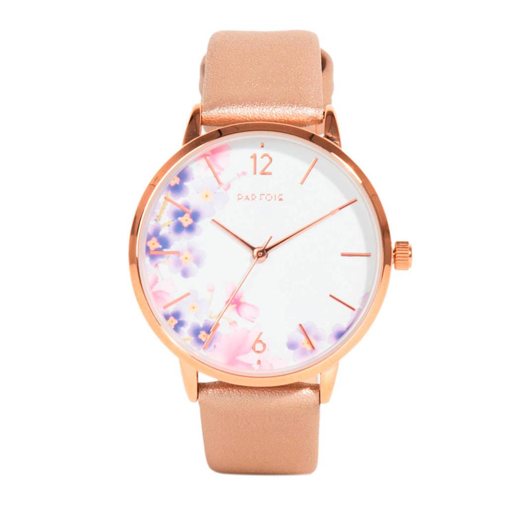 Parfois horloge, Rosé