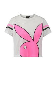Playboy T-shirt wit