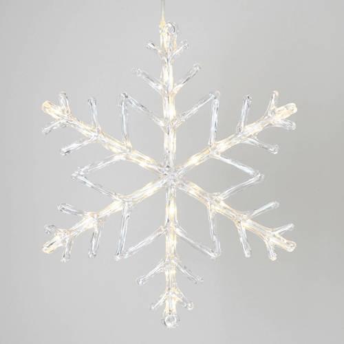 Konstsmide kerstverlichting Sneeuwvlok (24 leds) kopen