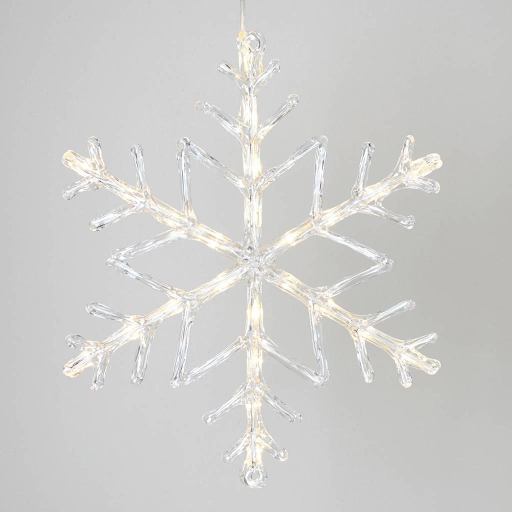 Konstsmide kerstverlichting Sneeuwvlok (24 leds)