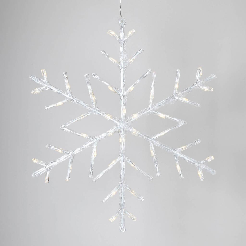Konstsmide kerstverlichting Sneeuwvlok (42 leds)