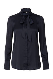 Promiss blouse donkerblauw (dames)