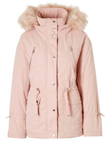 Yessica parka roze