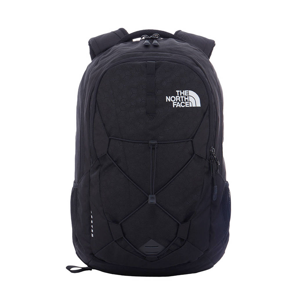 The North Face  dagrugzak Jester 26 liter zwart, TNF Black