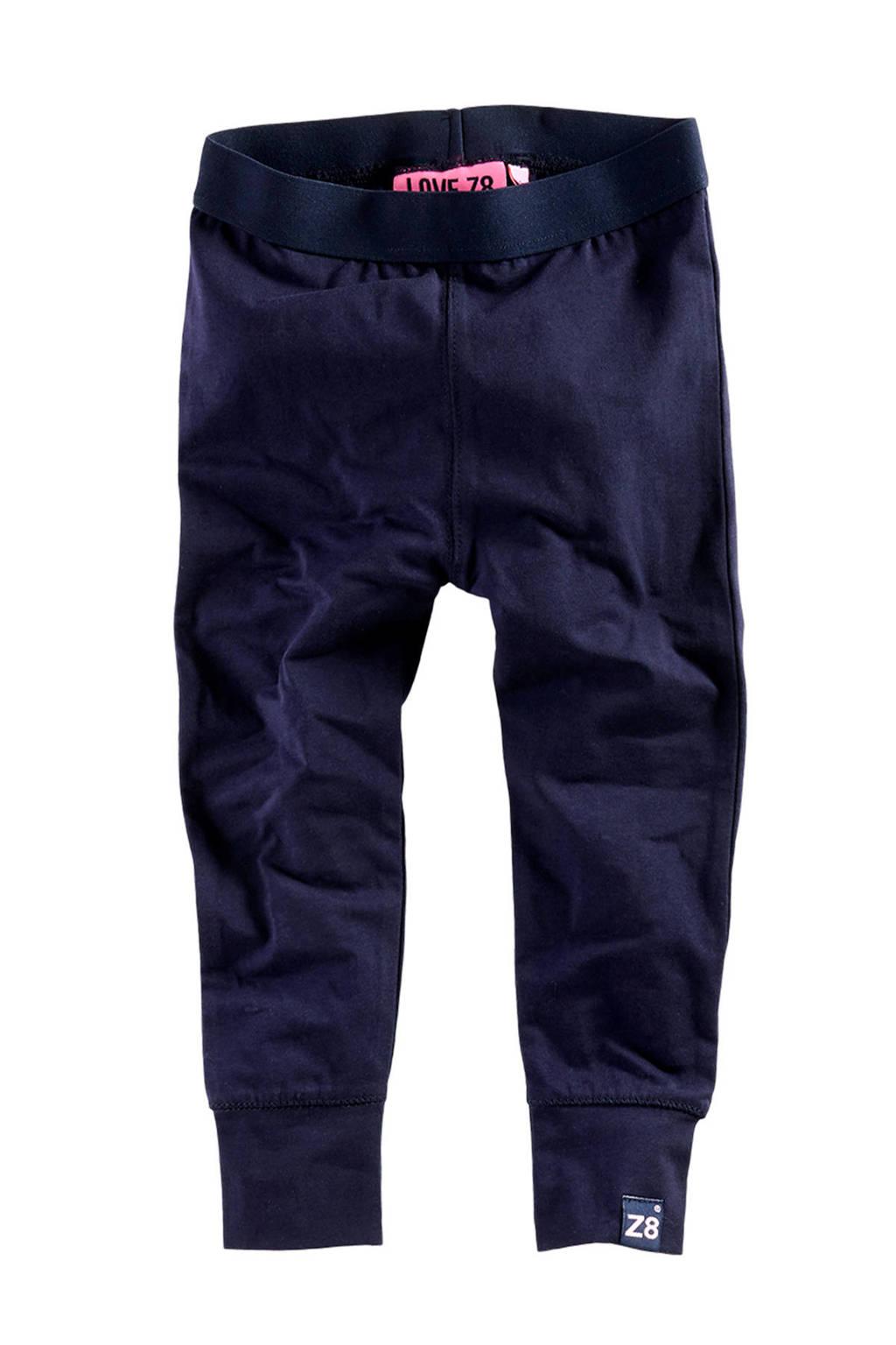 Z8 legging Mijntje blauw, Donkerblauw