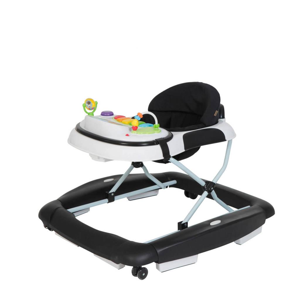 Topmark loopstoel, Zwart