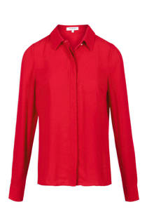 Morgan blouse Corine rood (dames)