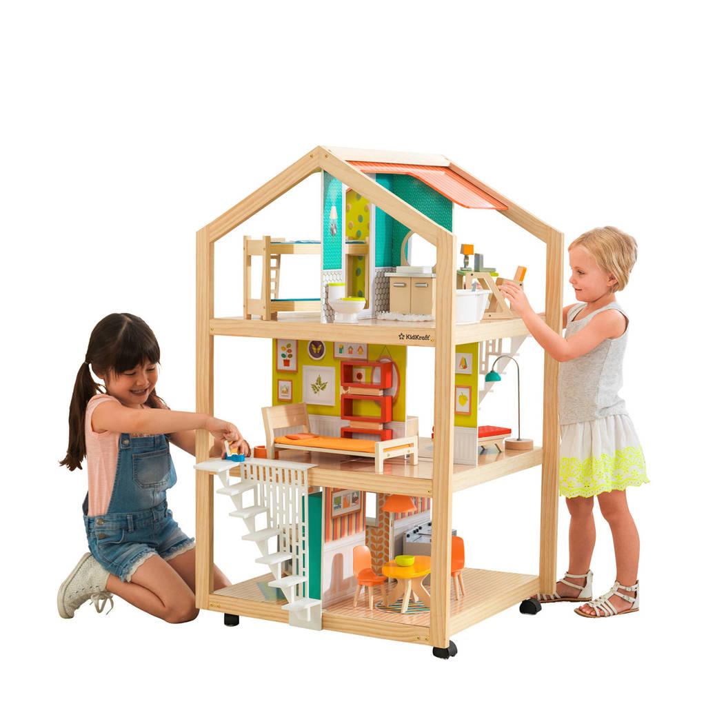KidKraft houten poppenhuis So Stylish Mansion