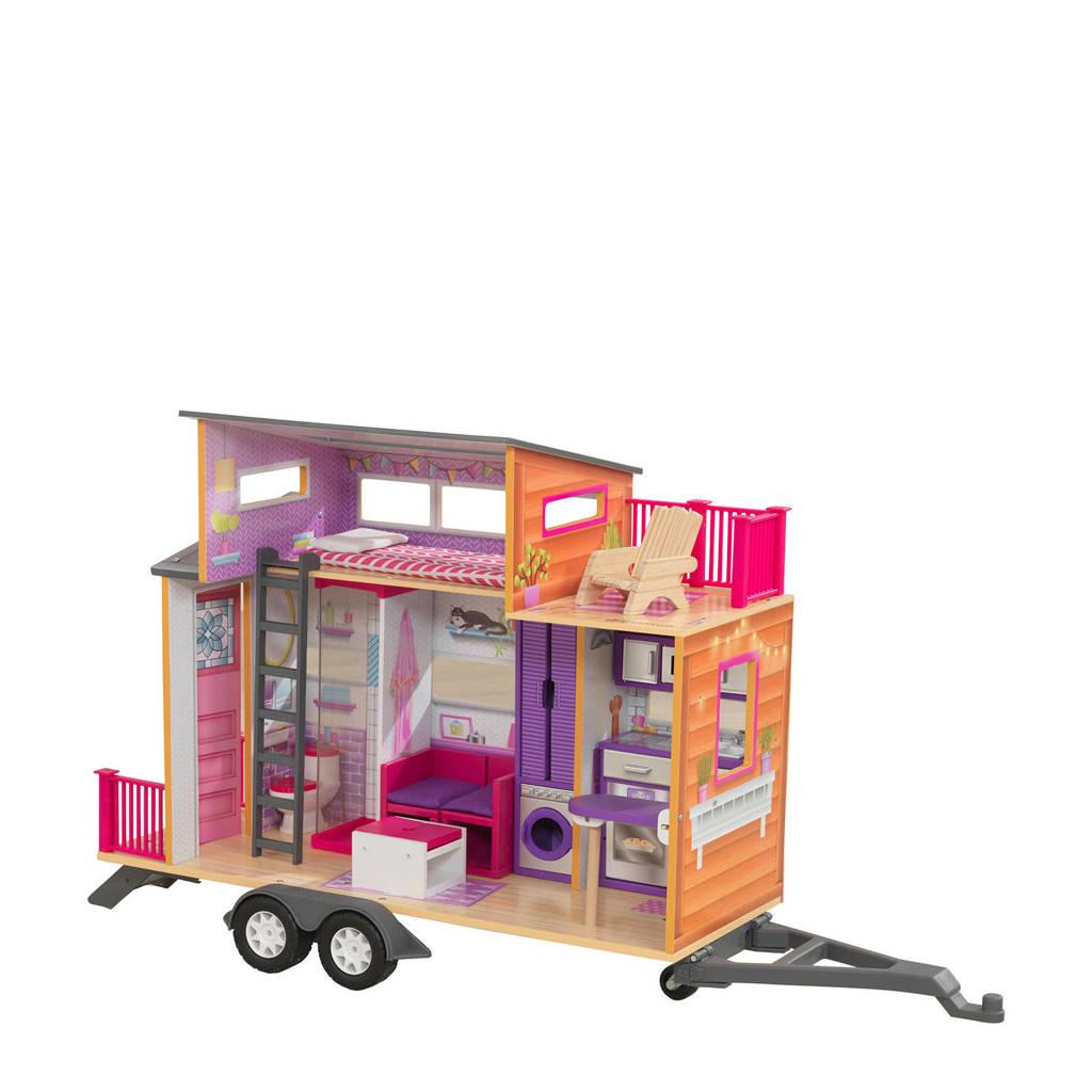 KidKraft houten poppenhuis Teeny House