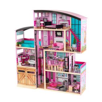 houten poppenhuis Shimmer