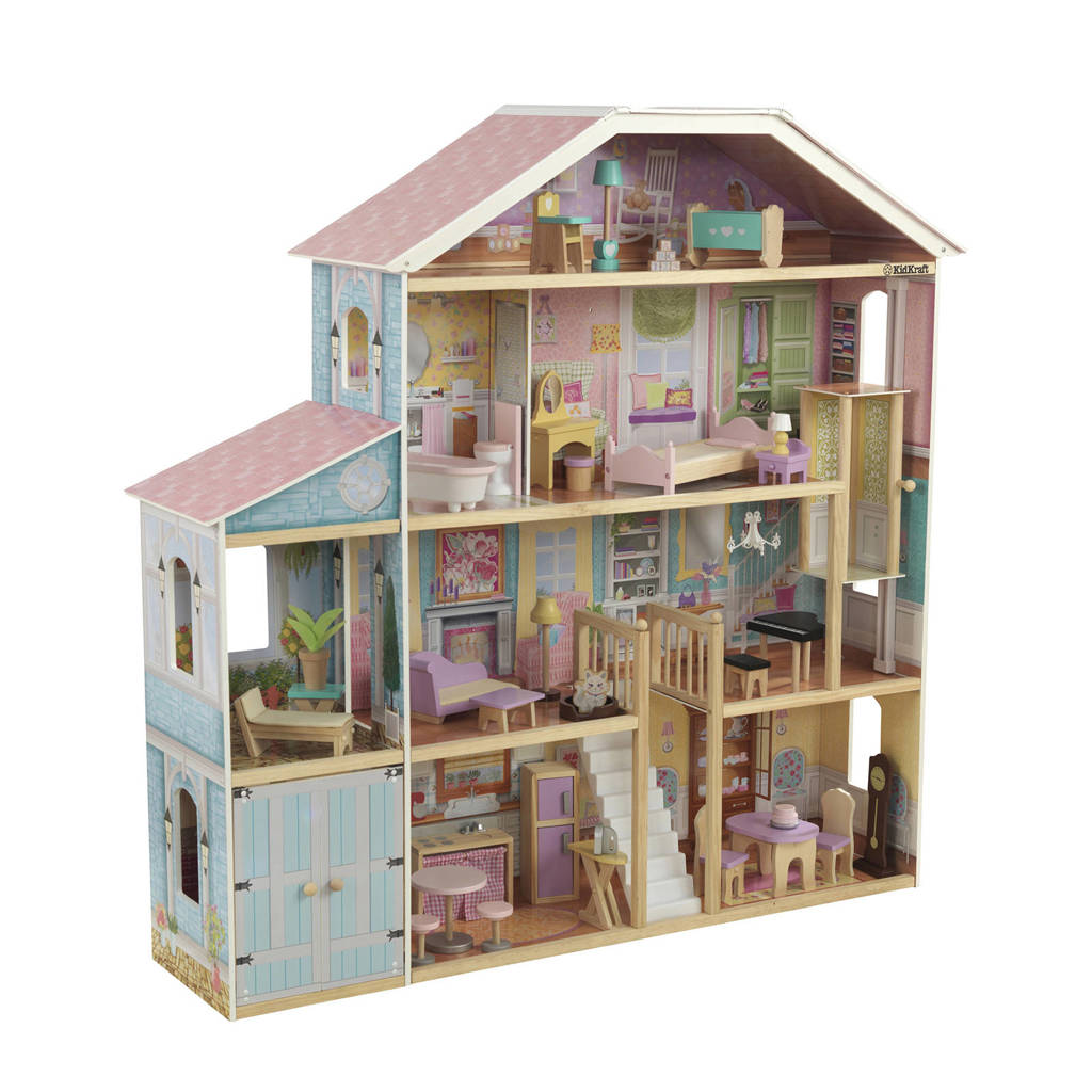 KidKraft houten poppenhuis Grand View Mansion