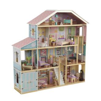 houten poppenhuis Grand View Mansion