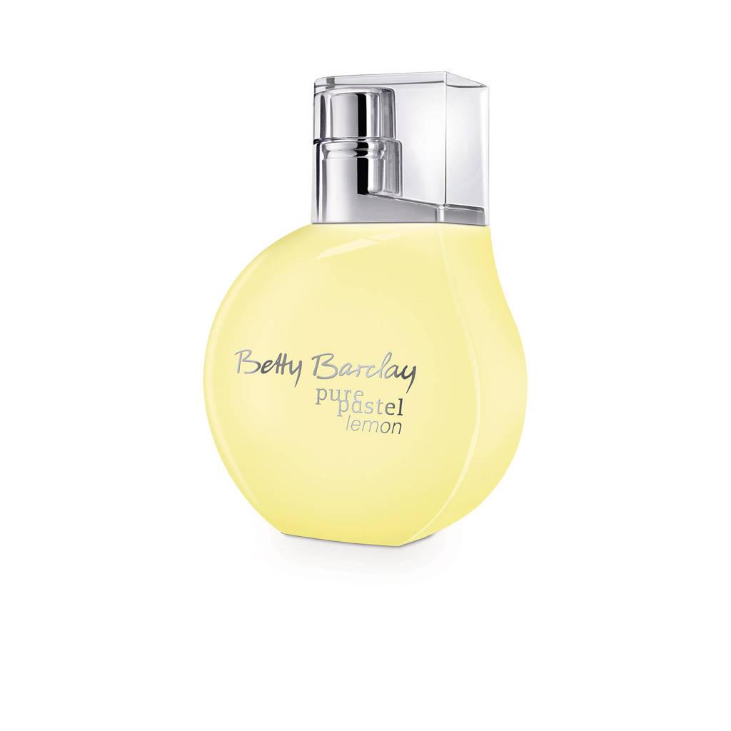 Betty Barclay Pure Pastel Lemon eau de toilette - 50 ml 50 ml