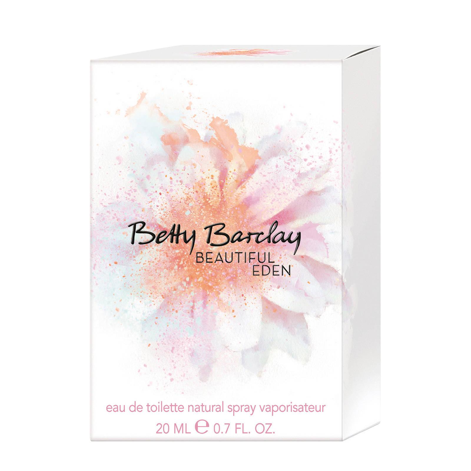 Beautiful MlWehkamp Eau De Toilette Barclay Eden 20 Betty SUqMVpz