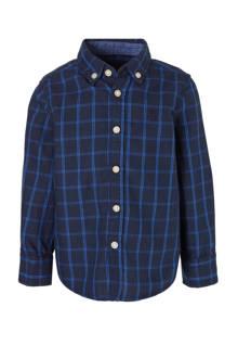 Palomino geruit overhemd blauw