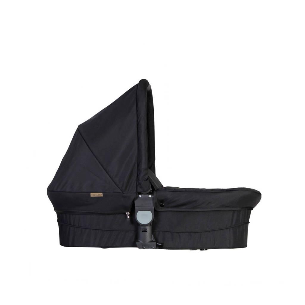 Topmark 2 Combi reiswieg zwart, Zwart