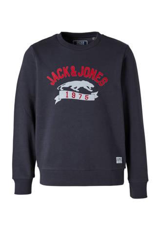 Junior sweater First marine