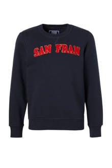 Junior sweater Nevada marine