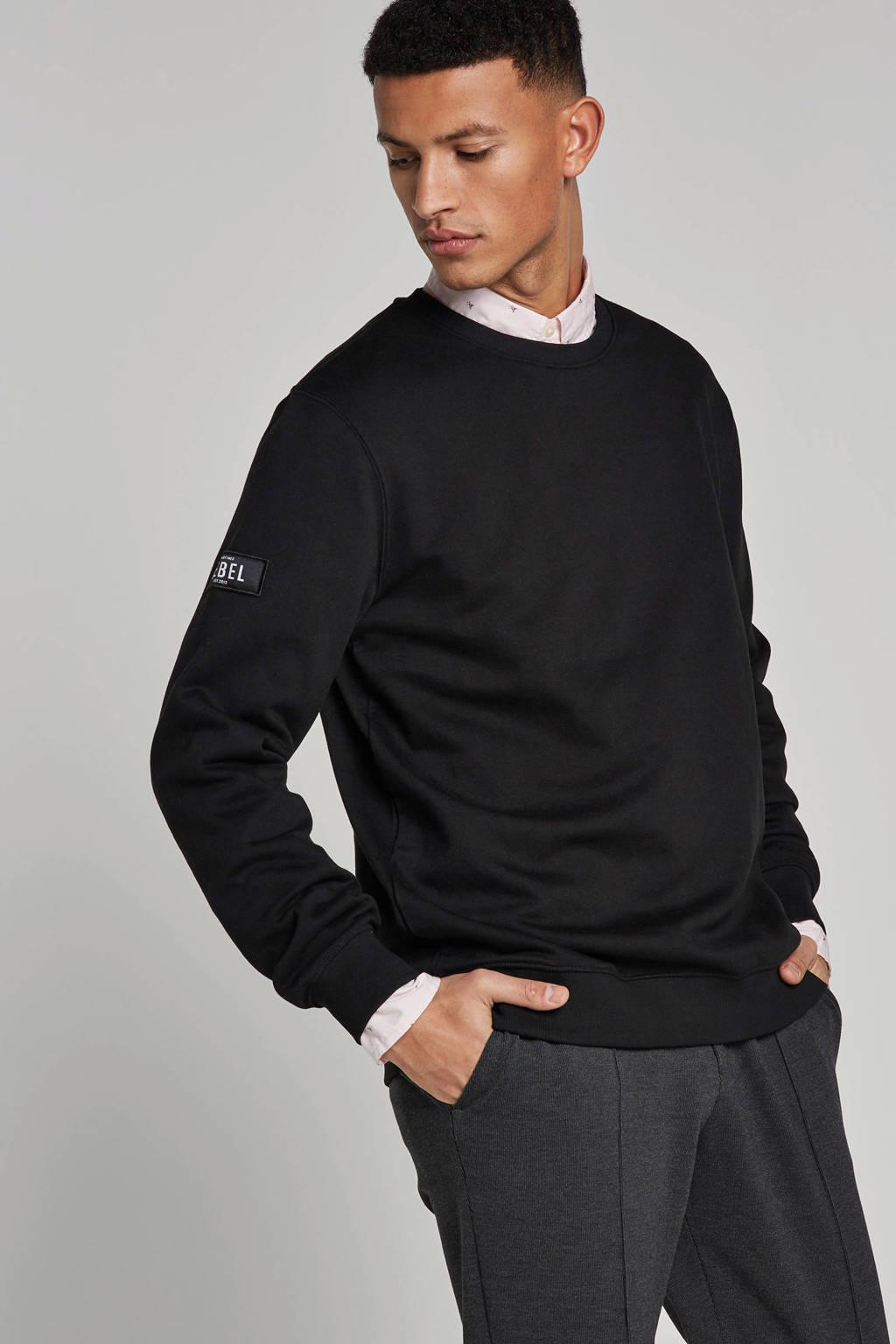 Redefined Rebel sweater, Zwart