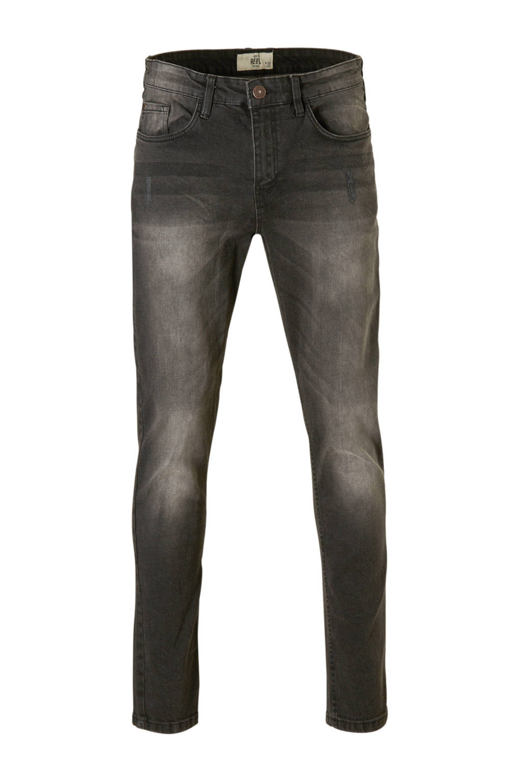 Redefined Rebel slim fit jeans Florence, Black Stone