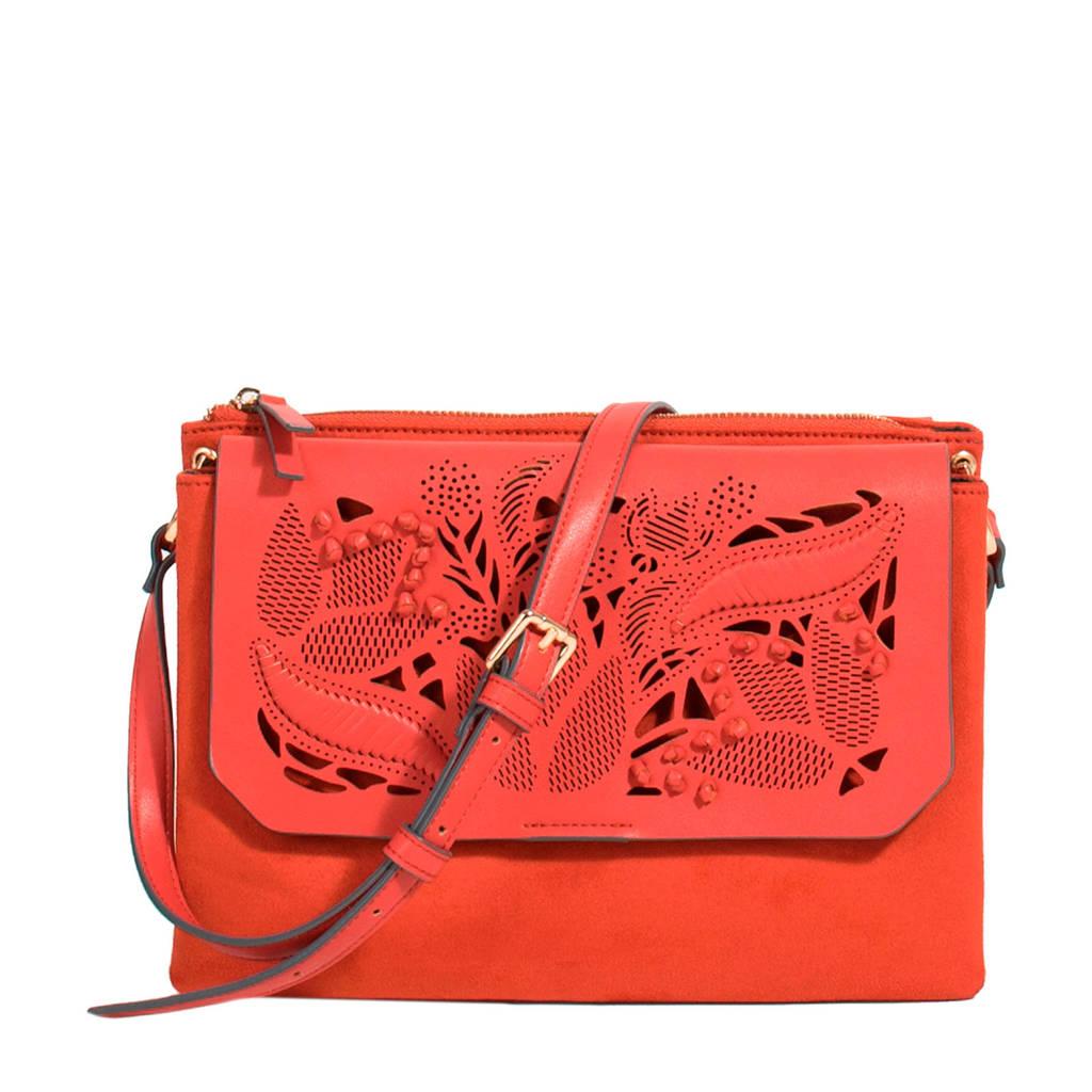 Parfois  crossbody tas Jessy rood, Rood