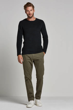 tapered fit chino dockers olive