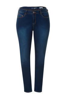Plus slim fit jeans 28 inch blauw