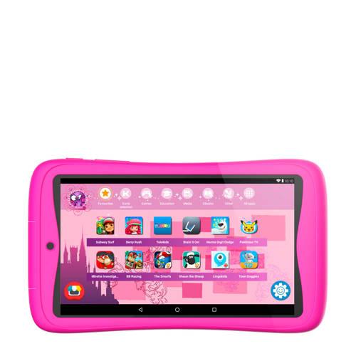 Kurio Tab Connect kindertablet roze 16GB kopen