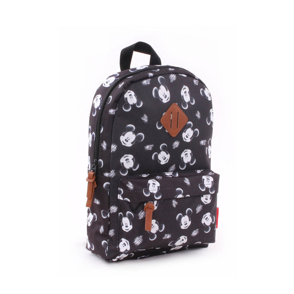 Disney rugzak  Mickey Mouse My Little Bag, Zwart