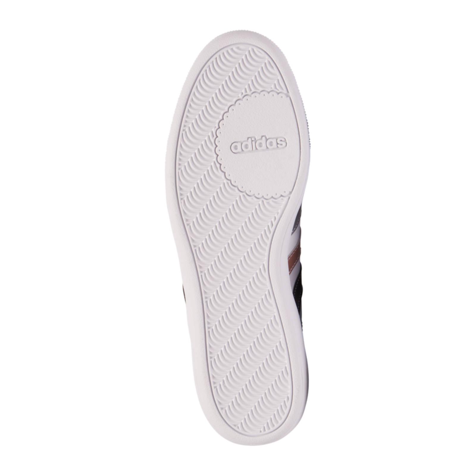 adidas sneakers VL Hoops Low wit | wehkamp