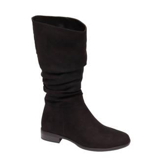 vanHaren Graceland laarzen zwart