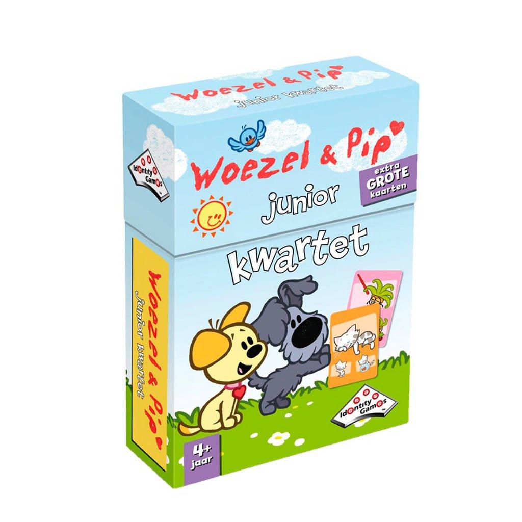 Identity Games Woezel & Pip kwartet junior kinderspel