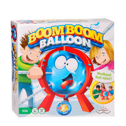 Identity Games Boom Boom Balloon kinderspel kopen