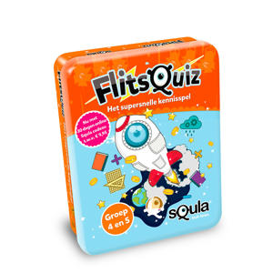 flitsquiz groep 4-5