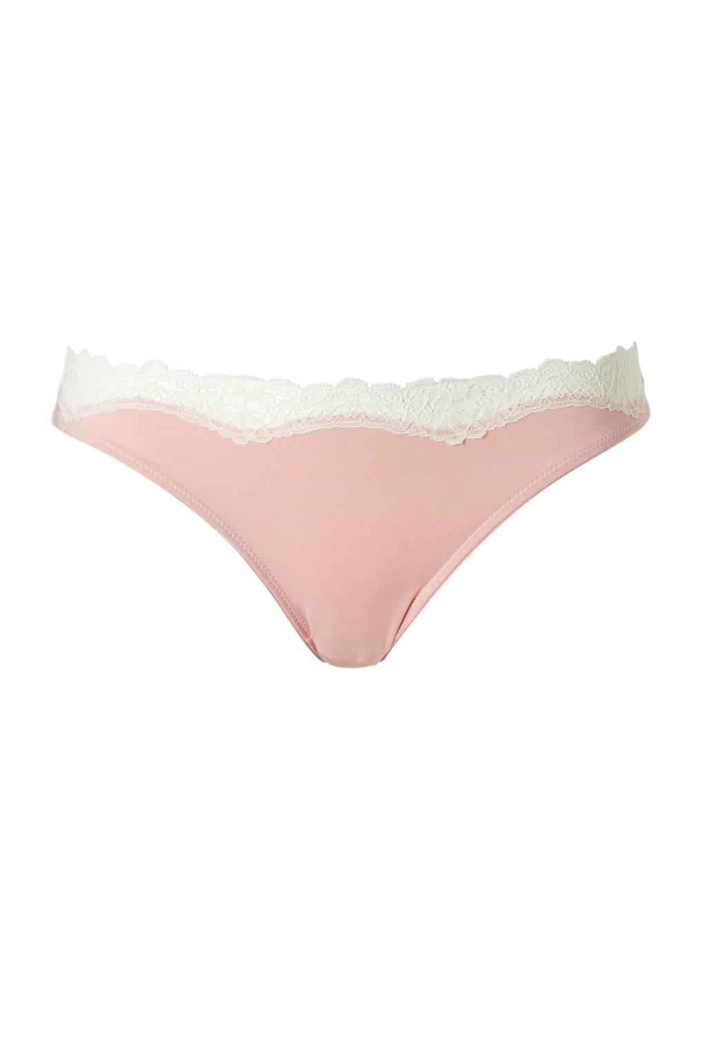 ESPRIT Women Bodywear slip lichtroze, Lichtroze