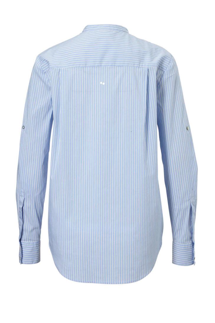Boss blouse blouse met met Boss streepprint Casual Casual rwrX6