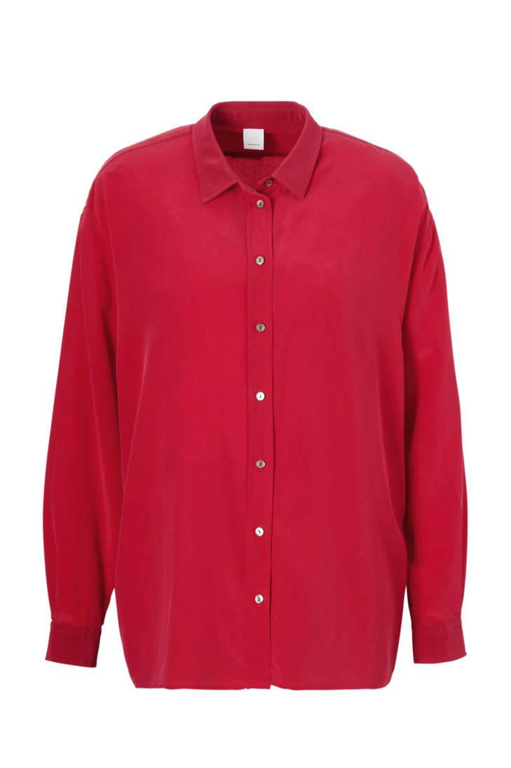 Boss Casual Boss blouse zijde van blouse Casual van PPrqZf