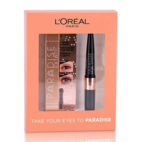 L'Oréal Paradise Extatic giftset - alleen verkrijgbaar i.c.m. actie