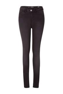Regulier skinny jeans Felize Flex zwart 32 inch