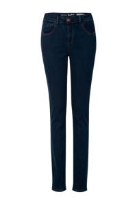 Miss Etam Regulier straight fit jeans dark denim, Dark denim