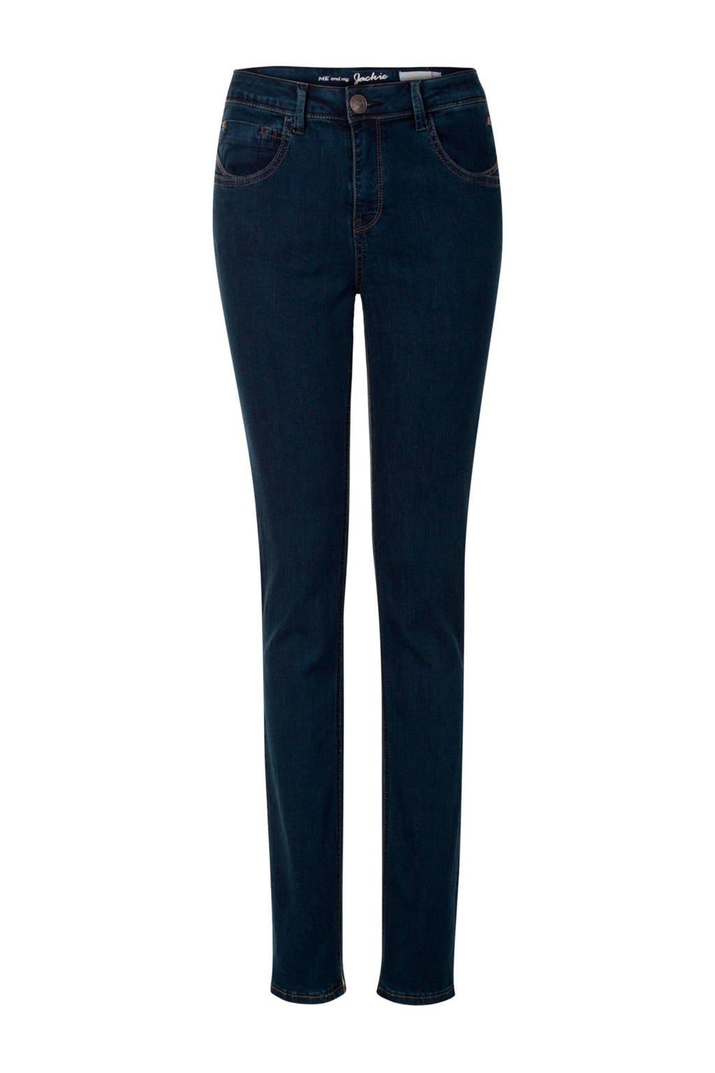 Miss Etam Regulier straight jeans Jackie 36 inch, Blauw