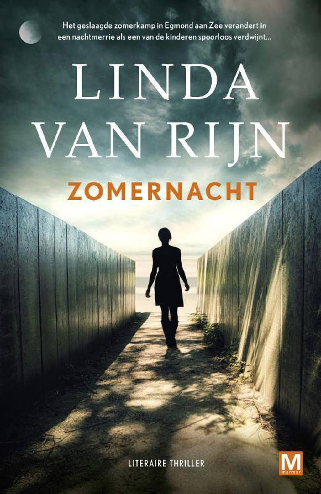 Zomernacht - Linda van Rijn