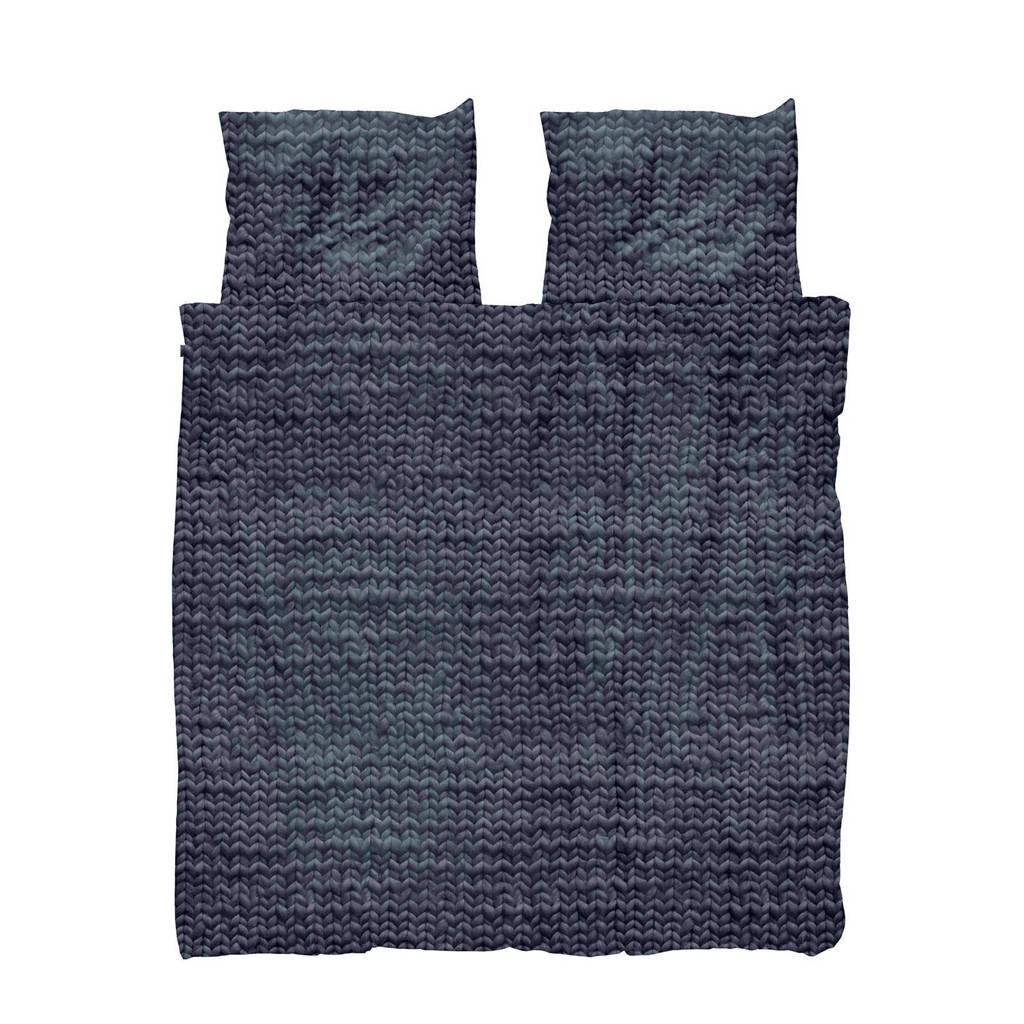 Snurk flanellen dekbedovertrek lits jumeaux, Lits-jumeaux (240 cm breed)
