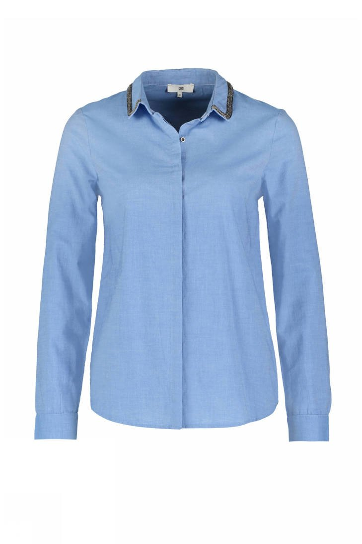 blouse CKS Marjanne CKS CKS Marjanne lichtblauw lichtblauw blouse lichtblauw blouse Marjanne 8O0gO